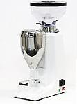 Quamar - elektronický mlýnek na kávu bílý M80E