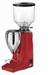Quamar - elektronický mlýnek na kávu červený M80E